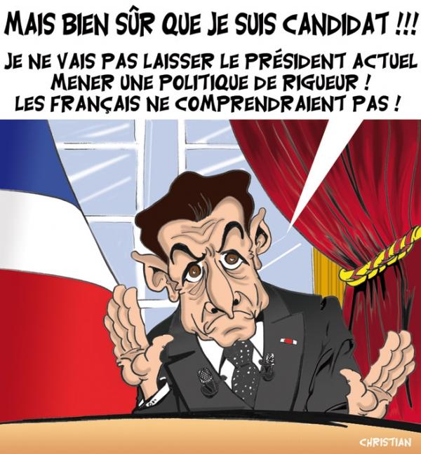 Nicolas Sarkozy par chris69